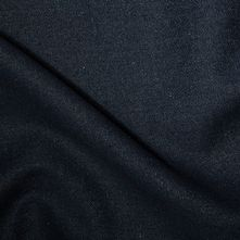 Half Price Dark Blue Denim Fabric x 0.5m